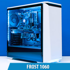 PCCG Frost 1060 Gaming System
