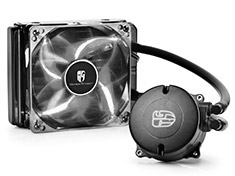 Deepcool Maelstrom 120T AIO Liquid Cooler White LED Fan