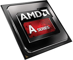AMD A6 9500 2 Core APU