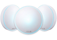 ASUS Lyra AC2200 Tri-Band Wi-Fi System Mesh Network