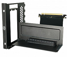 Cooler Master Universal Vertical VGA Card Holder + PCIe Riser