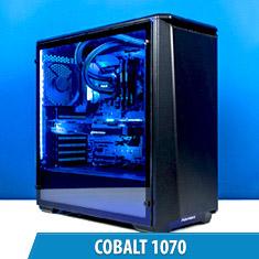 PCCG Cobalt 1070 Gaming System