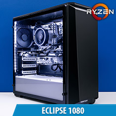 PCCG Eclipse 1080 Gaming System