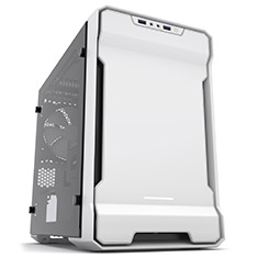 Phanteks Enthoo Evolv Mini ITX Tempered Glass White