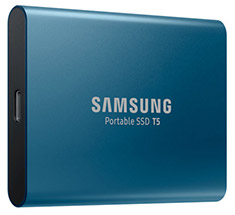 Samsung T5 Type-C Portable SSD 250GB