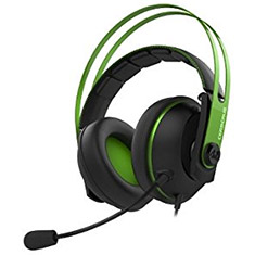 ASUS Cerberus V2 Stereo Gaming Headset Green