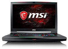 MSI GT75VR Titan SLI 17.3in Gaming Laptop [7RE-018]