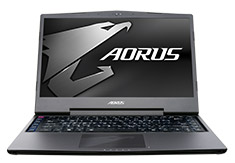 Gigabyte AORUS X3 13.9in Gaming Notebook (X3-1060-702S)