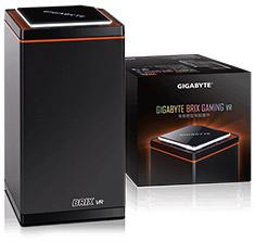 Gigabyte BNi7HG6-1060 BRIX Mini VR Barebone PC
