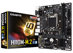 Gigabyte H110M M.2 Motherboard