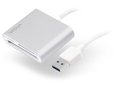 Alogic VROVA USB 3.0 Multi Card Reader