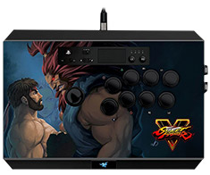 Razer Panthera Arcade Stick Street Fighter V Edition