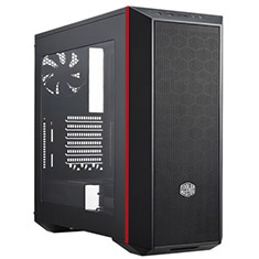Cooler Master MasterBox 5 Ryzen Limited Edition Case