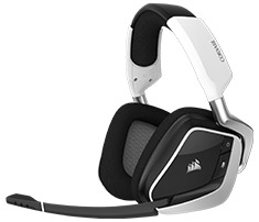 Corsair VOID Pro RGB Wireless SE Gaming Headset White