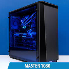 PCCG Master 1080 Gaming System