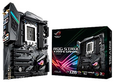 ASUS ROG Strix X399-E Gaming Motherboard