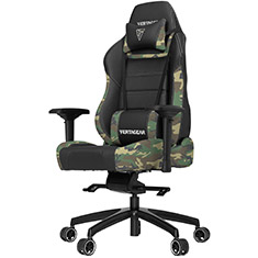 Vertagear Racing P-Line PL6000 Gaming Chair Camouflage SE