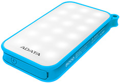 ADATA D8000L 8000mAh Power Bank with LED Lamp