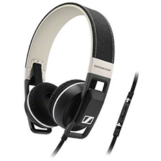 Sennheiser Urbanite Headphones Black
