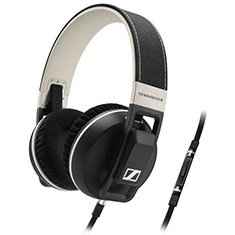 Sennheiser Urbanite XL Headphones Black