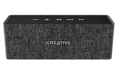 Creative Nuno Bluetooth Speaker Black