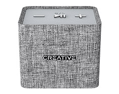 Creative Nuno Micro Bluetooth Speaker Gray