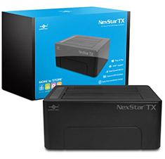 Vantec NexStar TX Dual Bay USB 3.0 Hard Disk Dock