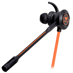 Cougar Megara Lightweight In-Ear Gaming Headset