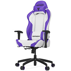 Vertagear Racing S-Line SL2000 Gaming Chair White/Purple