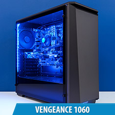 PCCG Vengeance 1060 Gaming System