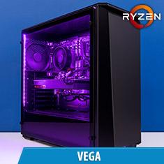 PCCG Vega Gaming System