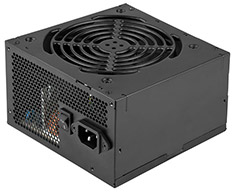 SilverStone Essential ET550-G Gold 550W Power Supply