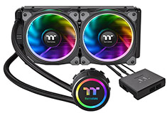 Thermaltake Floe Riing RGB 240 CPU Cooler
