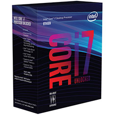 Intel Core i7 8700K Processor