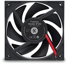 EK Furious Vardar EVO 120mm 3000RPM Fan