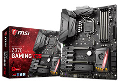 MSI Z370 Gaming M5 Motherboard