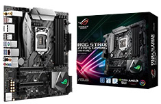 ASUS ROG Strix Z370-G Gaming Wi-Fi AC Motherboard