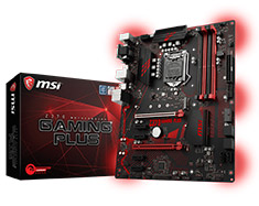 MSI Z370 Gaming Plus Motherboard