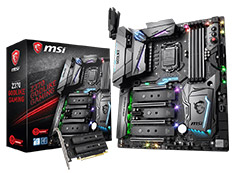 MSI Z370 Godlike Gaming Motherboard