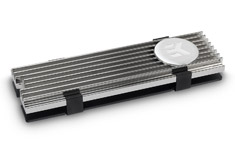 EK M.2 NVMe Heatsink Nickel
