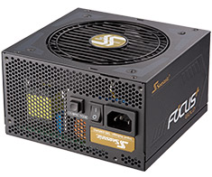 Seasonic Focus Plus Gold 850W Power Supply