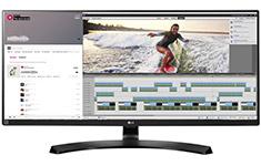 LG 34UB88 34in Ultrawide IPS FreeSync Monitor