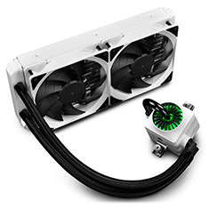 Deepcool Gamer Storm Captain 240EX White RGB AIO CPU Cooler
