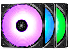 Deepcool RF-120 RGB Fan 120mm 3 Pack