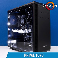 PCCG Prime 1070 Gaming System