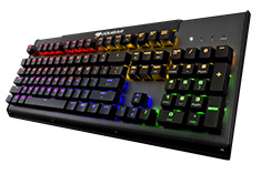 Cougar Ultimus RGB Mechanical Gaming Keyboard Blue Switches