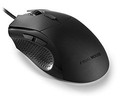 Finalmouse Classic Ergo 2 Gaming Mouse Black