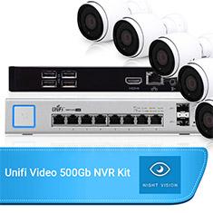 Ubiquiti UniFi Surveillance Bundle - Bullet Camera