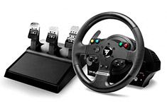 ThrustMaster Pro Racing Setup for PC and Xbox One