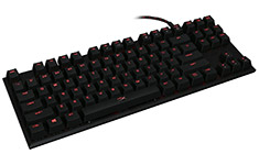 HyperX Alloy FPS Pro Gaming Keyboard - Cherry Red